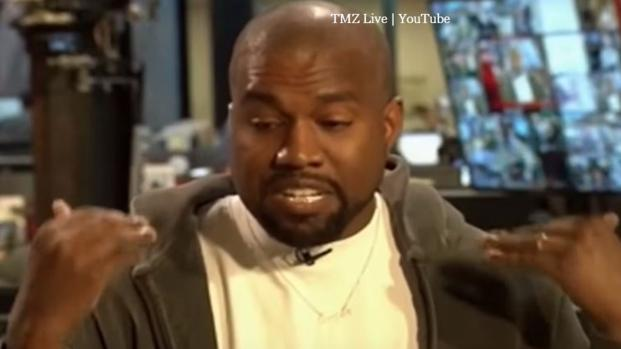 Kanye West caught up in new controversy over slavery