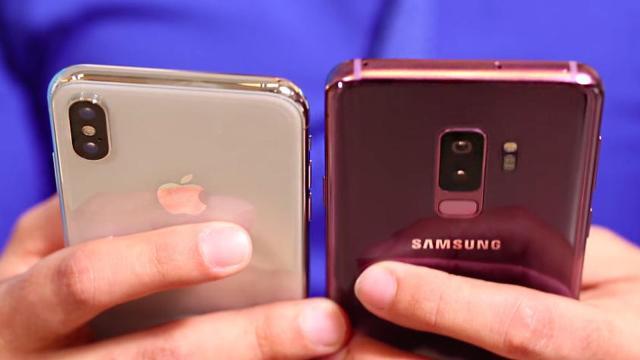 Precios más bajos iPhone X y Samsung Galaxy S9: aquí están las mejores ofertas