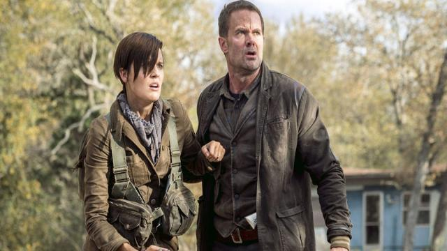 'Fear The Walking Dead' se atreve a reiniciarse