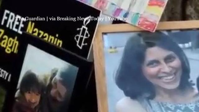 Iran: British-Iranian nationals are being arrested in the region