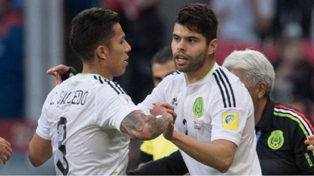Salcedo y Araujo regresan de sus lesiones