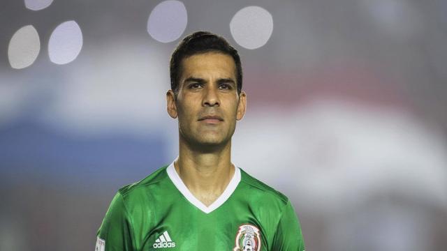 México tendrá al jugador Rafa Márquez en la Copa del Mundo