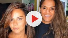 Viviane Araújo, após namoro frustrado, radicaliza no visual; veja o vídeo