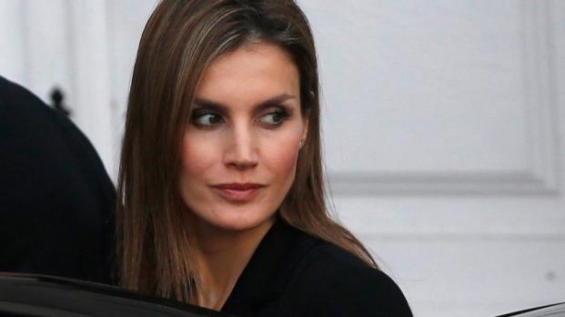 Televisión española censura el pasado republicano de Letizia Ortiz