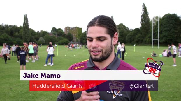 Jake Mamo and his future at Huddersfield Giants