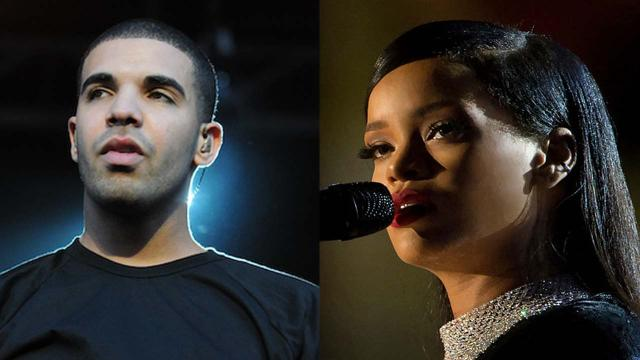 Rihanna and Drake have a complicated history