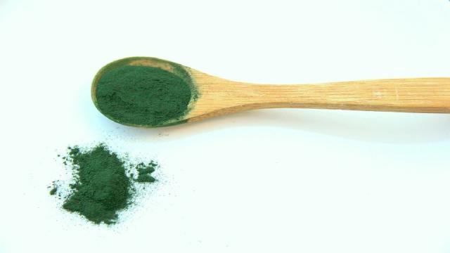El alga beneficiosa considerada la comida del futuro