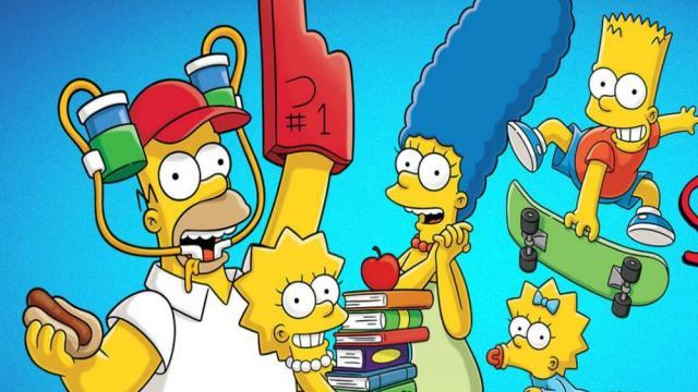 Fox tiene ideas valientes para recortar los anuncios de los Simpson