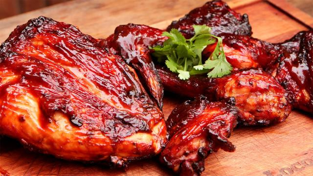 Receta: Pollo anaranjado plato típico de la cocina china