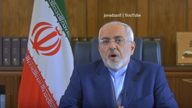 Iran's foreign minister Mohammad Javad Zarif, accused Trump of bullying