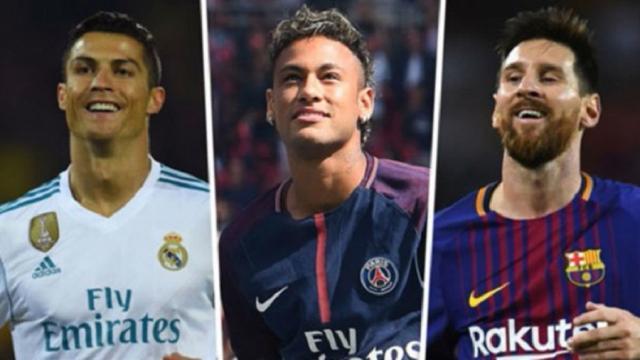 Fábrica mexicana produce máscaras de Messi y Neymar