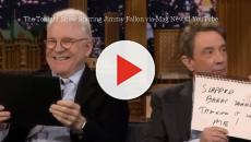 'SNL's' Steve Martin and Martin Short hilarious on Jimmy Fallon show