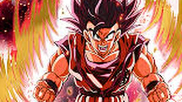 Te presentamos el Kaio Ken usado por Goku
