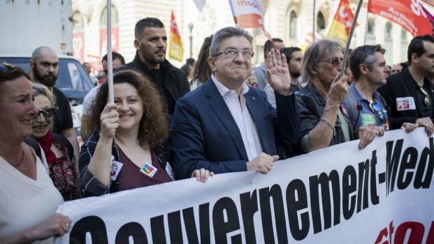 La France insoumise organise « la fête à Macron »