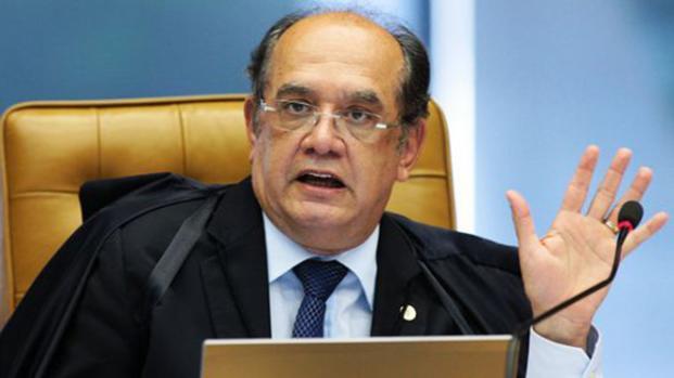 """Vídeo: Gilmar Mendes se pronuncia com """"péssima"""" notícia a Lula"""