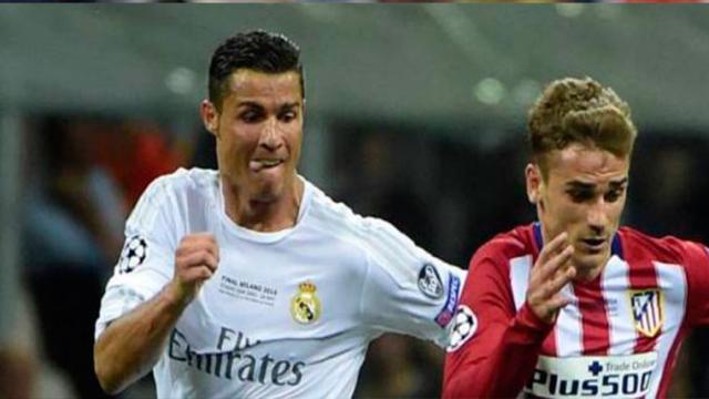 El fútbol de Madrid reina en Europa