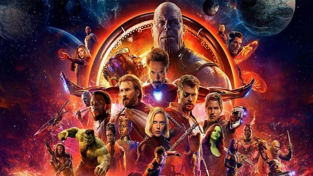'Avengers: Infinity War' se dirige al enorme segundo fin de semana