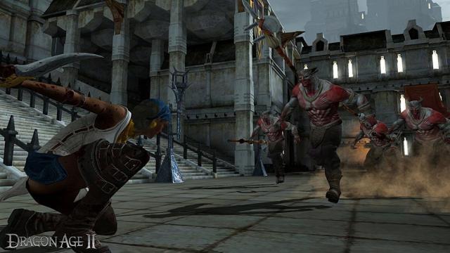 Xbox One agrega un nuevo juego compatible con versiones anteriores: Dragon Age 2