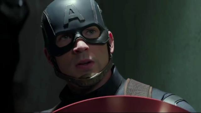 Capitán América y Bucky se reunieron antes de 'Avengers: Infinity War'