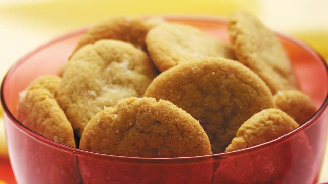 La receta de galletas de coco sin huevos