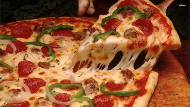 Receta: Pizza dulce tradicional de Pascua