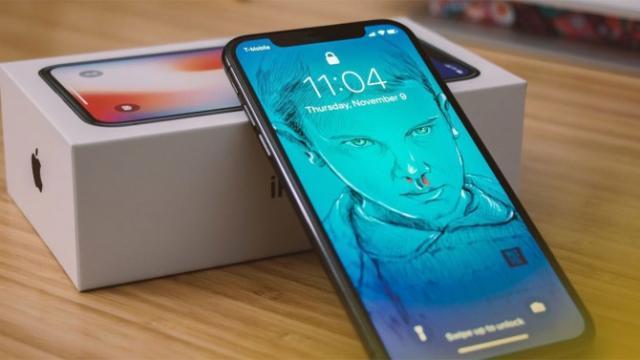 iPhone X fue el teléfono inteligente más vendido a principios de 2018