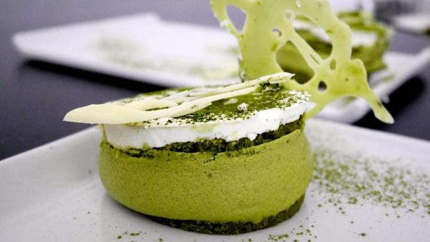 La ricetta del gelato al te verde matcha senza gelatiera