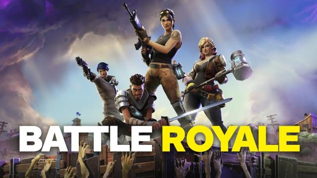 Battle Royale: Dónde encontrar las letras Fortnite ocultas