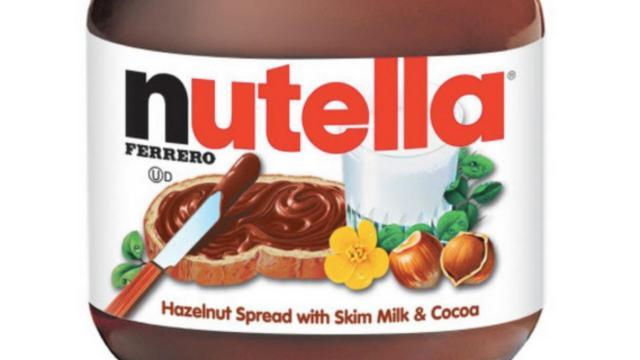 Nutella se ve envuelta en una polémica en las redes sociales