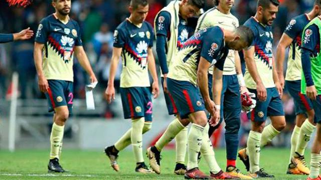 Los descartados del América para la vuelta contra Pumas