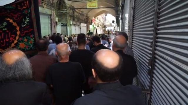 Iran merchant strikes continue after border closures