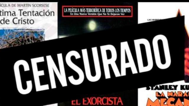 La película (auto) censurada en México