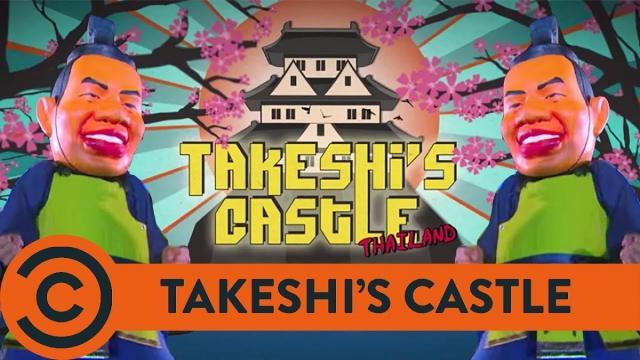 'Takeshi's Castle' Están de regreso a la TV ¿Ya sabes dónde podrás verlos?