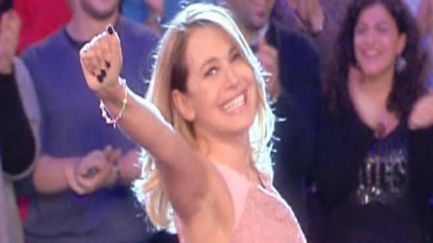 Domenica Live: Barbara D'urso smentisce la presunta bestemmia di Veronica Satti