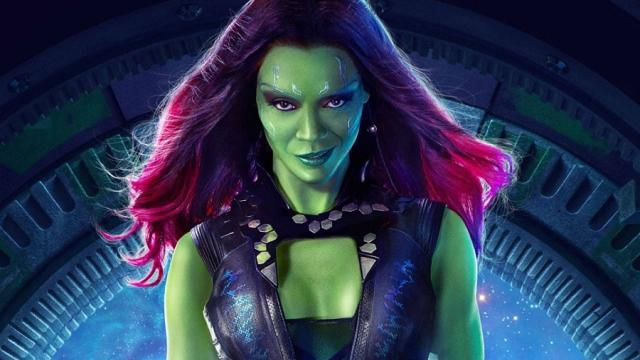 'Avengers' Teoria indica que Gamora será crucial para la derrota de Thanos