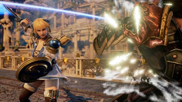 Actualización de 'Soul Calibur 6': tráiler de Taki y fecha de lanzamiento de PS4