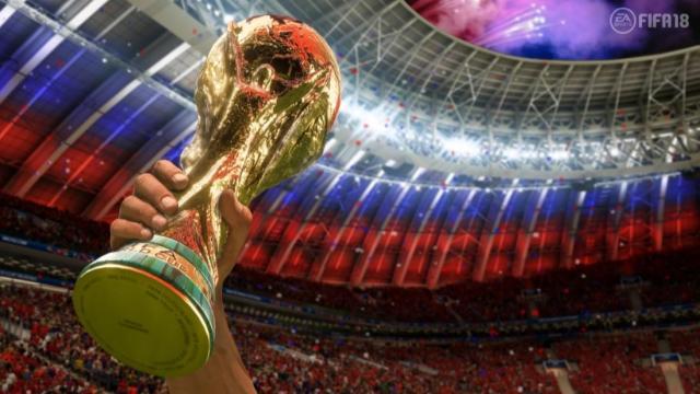 FIFA 18: El DLC World CUP 2018 será gratuito