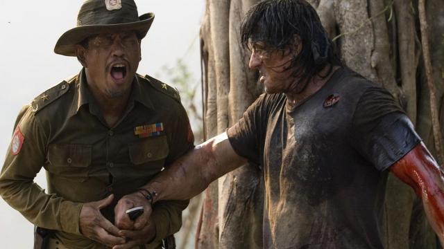 'Rambo 5' con Sylvester Stallone podría estar de vuelta