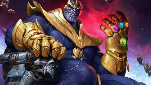 Cómo vencieron los Vengadores a Thanos en los cómics