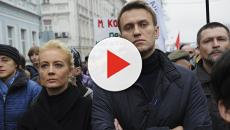 VIDEO - Russia: fermato Navalny, l'attivista anti-Putin