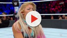 Alexa Bliss, The 'Goddess of WWE' suffered a shoulder injury