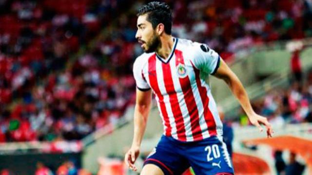 Liga MX: Rayados llevaría a sus filas a Rodolfo Pizarro