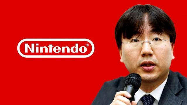 Nintendo anuncia nuevo presidente, Shuntaro Furukawa