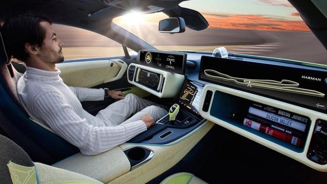 Drive.ai anuncia el servicio de autos sin conductor