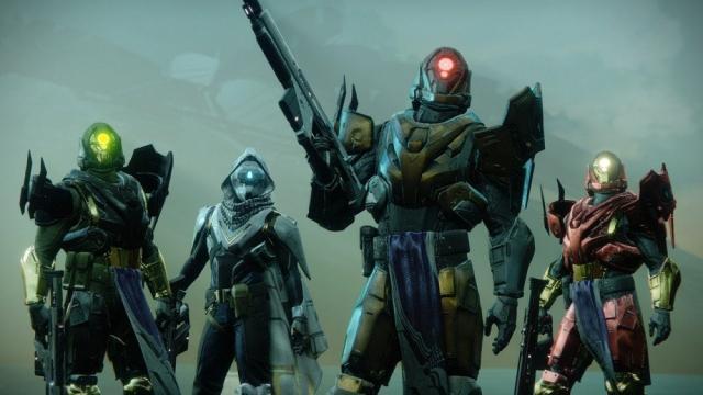Recordatorio: La expansión Warmind de Destiny 2
