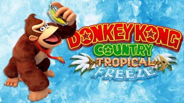 Donkey Kong Tropical Freeze: excelente para los fanáticos de Nintendo Switch
