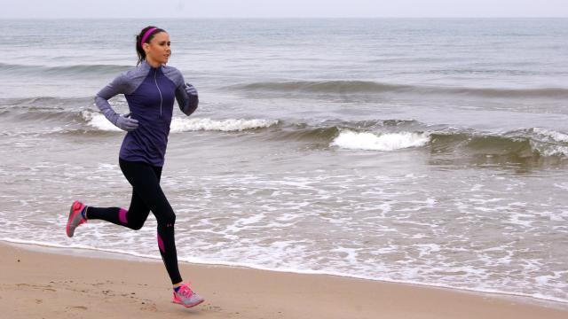 Correr extiende la esperanza de vida para todo el que lo haga