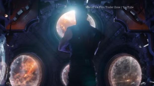 'Avengers Infinity War,' a review
