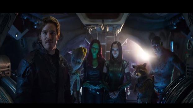 Groot's last line in 'Avengers: Infinity War' is so sad