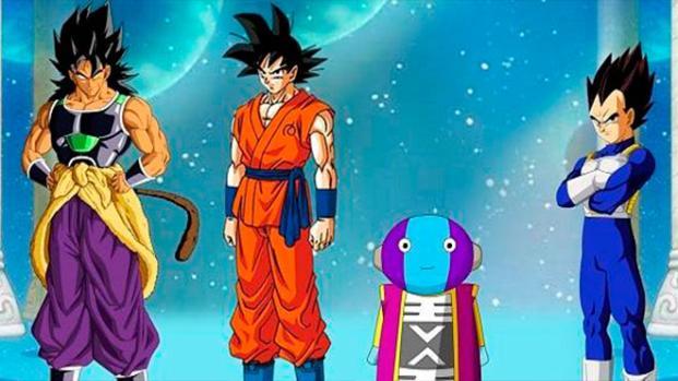 Dragon Ball Super: Yamoshi, Goku y Vegeta se reúnen con Zeno-Sama